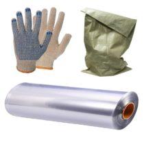 Перчатки, пленка, мешки