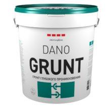 Грунт Даногрунт (DANO GRUNT) глубокого проникновения, 10л